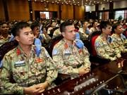 [Foto] Partirá segundo hospital de campaña de Vietnam para misión de mantenimiento de la paz en Sudán del Sur