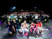 [Foto] Artistas extranjeras y vietnamitas participan en Festival Musical Monsoon 2019