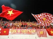 [Foto] Vietnam vence a EAU y se aúpa al primer puesto de su grupo en eliminatoria para Mundial 2020