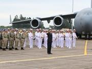 [Foto] Continúa Vietnam envío de oficiales a misiones de paz en Sudán del Sur