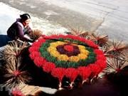[Foto] Aldea de oficio tradicional de incienso Thuy Xuan en Hue