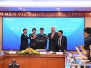 [Foto] VietnamPlus estrena sitio web en idioma ruso