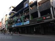 [Foto] En Ciudad Ho Chi Minh se cierran bares, karaokes y discotecas por COVID-19