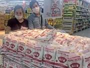 [Foto] Hanoi asegura suficientes mercancías a la población en temporada de COVID-19