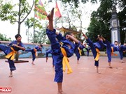 [Foto] Thien Mon Dao, artes marciales de Vietnam