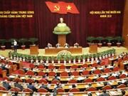 [Foto] Inauguran XII pleno del Comité Central del Partido Comunista de Vietnam