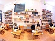 [Foto] Bibliotecas para amantes de la lectura en Hanoi