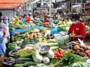[Foto] Da Nang intensifica control en mercados para evitar contagio de COVID-19