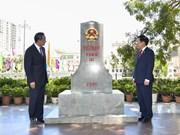 [Foto] Vietnam y China celebran 20 aniversario de firma del Tratado Fronterizo