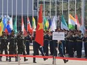 [Foto] Participan delegación vietnamita en los Juegos Militares Internacionales 2020 en Rusia