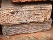 Anuncian excavación de una antigua tumba de ladrillo en Ninh Binh