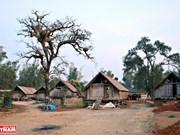 Pueblo de M'lieng, lugar de preservación de cultura de minoría étnica M'nong en Vietnam