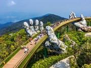 Prensa británica clasifica al Puente Dorado de Vietnam entre las nuevas maravillas del mundo