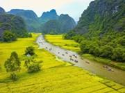 Ninh Binh, tierra atractiva para los turistas en Vietnam