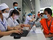 Ciudad Ho Chi Minh comienza mayor campaña de vacunación contra el COVID-19