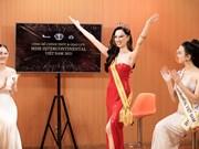 Belleza de representante vietnamita en Miss Intercontinental 2021