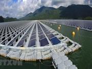 Sector de energía renovable de Vietnam alcanza crecimiento más rápido en el Sudeste Asiático
