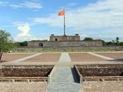 Plaza de Ngo Mon, reliquia de la Revolución de Agosto