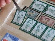 Colección de estampillas sobre el Presidente Ho Chi Minh