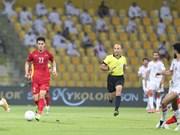 Por primera vez Vietnam accede a la ronda clasificatoria final del Mundial de fútbol