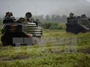 Estados Unidos y Filipinas reducirán ejercicios conjuntos