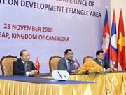 Camboya, Laos y Vietnam promueven conectividad económica