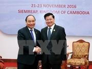 Premier vietnamita continúa actividades en Camboya