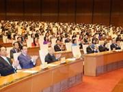 Resultados de sesiones parlamentarias mejoran confianza de masas populares en poder