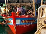 Fuerzas navales de Tailandia detienen barcos vietnamitas por pesca ilegal