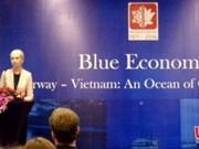 Vietnam y Noruega potencian la cooperación en economía marítima