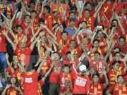 Vietnam sube siete puestos en el ranking de la FIFA