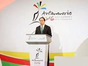 Vietnam dispuesto a estrechar lazos económicos con países francófonos