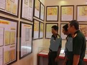 Efectúan en Can Tho exposición de mapas sobre Hoang Sa y Truong Sa