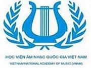Academia Nacional de Música de Vietnam celebra 60 años de su fundación