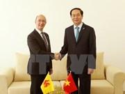 Presidente de Vietnam continúa actividades en la Cumbre de la Francofonía