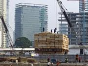 Alta tasa de crecimiento económico de Indonesia