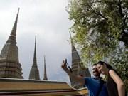 Optimistas señales para turismo de Tailandia