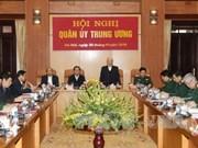 Comité de PCV en fuerzas armadas debe fortalecer confianza estratégica