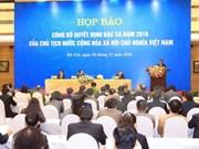 Vietnam concede amnistía a más de cuatro mil presos