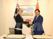 Vietnam es uno de socios clave de Australia en Asia-Pacífico