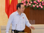 Delegación del Consejo Empresarial Estados Unidos-ASEAN visita Vietnam