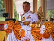 Tailandia: Príncipe heredero acepta el trono