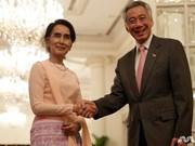 Singapur y Myanmar iniciarán negociaciones del Tratado de Inversión Bilateral