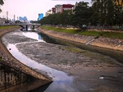 Asistencia japonesa a la gestión del ambiente hídrico en ríos de Vietnam