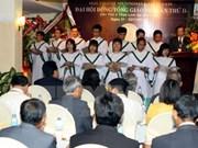 Inauguran Asamblea General de Iglesia Evangélica de Vietnam
