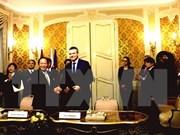 Vietnam y Eslovaquia cooperan para elevar relación bilateral a nueva altura