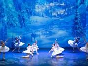"""Bailarines rusos presentarán obra clásica """"El cascanueces"""" en Vietnam"""