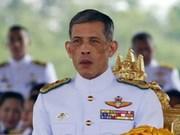 Tailandia proclama rey a su príncipe heredero