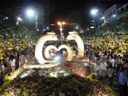 Celebran Festival de intercambio cultural y comercial Vietnam-Sudcorea