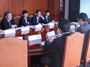 Vietnam y Ecuador efectúan tercera consulta política